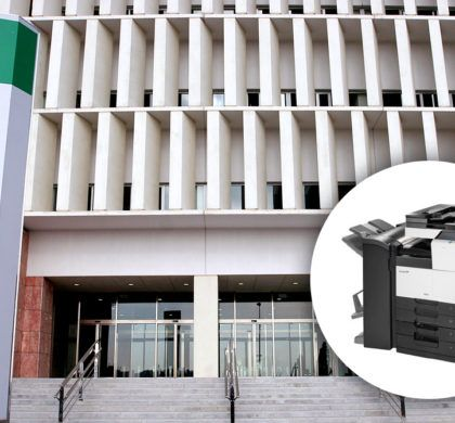 Judicial Bodies in Málaga put their trust in Sindoh devices