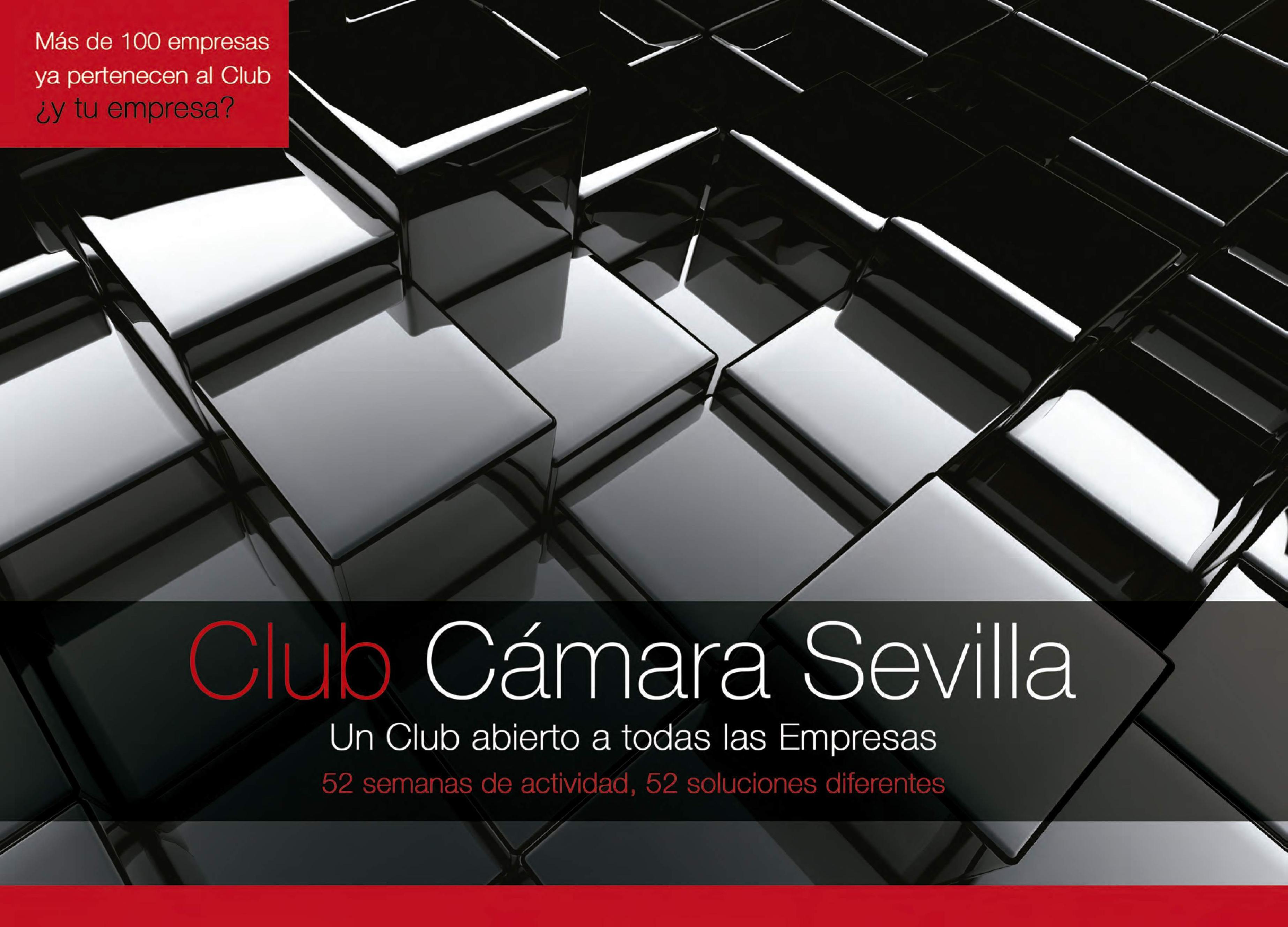 GM Technology se adhiere a Club Cámara – Camara de Comercio Sevilla