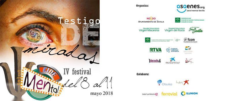 GM Technology participa en el diseño e impresión en el Festival de Cine Mental celebrado en Sevilla