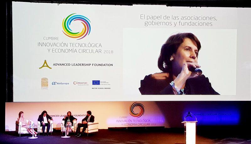 GM Technology participa como líder en la I Cumbre Internacional de Economía Circular