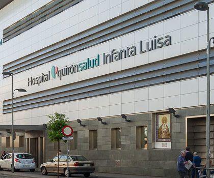El Hospital Quirón Salud Infanta Luisa confía en los servicios de impresión de GM Technology durante 5 años más.