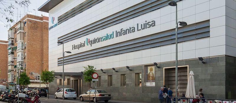 Hospital Infanta Luisa Sevilla