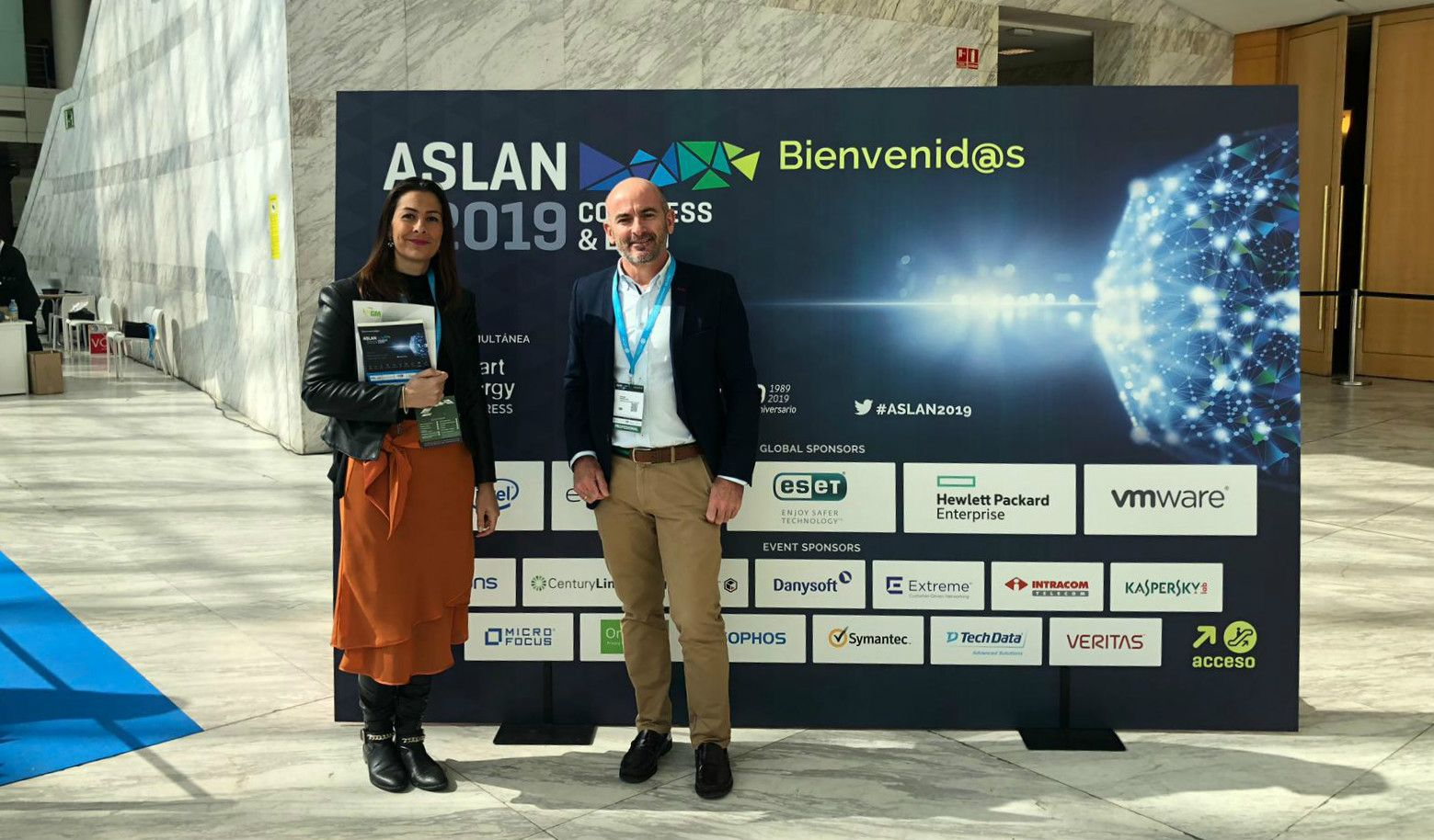 GM Technology, presente en el Congreso Expo Aslan 2019 dedicado a la Transformación Digital