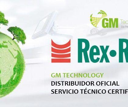 GM Technology, distribuidor oficial de Rex Rotary, lanza la gama de impresoras multifuncionales inteligentes METIS3 IMC