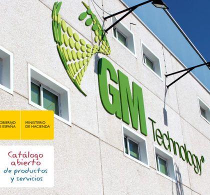 GM Technology, consigue la homologación para la Contratación del Estado