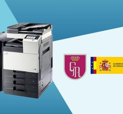 La Guardia Real Española confía en los equipos Sindoh para los servicios de impresión
