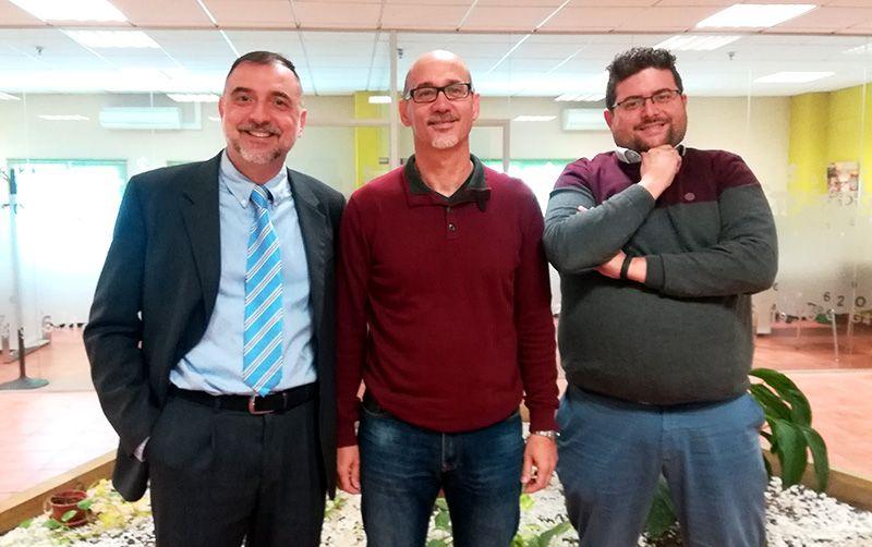 """Alfredo Martínez: """"La tranquilidad y la confianza que nos ofrece GM Technology son claves para que el despliegue de los equipos de impresión tenga éxito"""""""