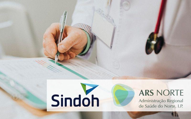 La Administración Regional de Salud del Norte de Portugal (ARS NORTE) confía en la marca Sindoh