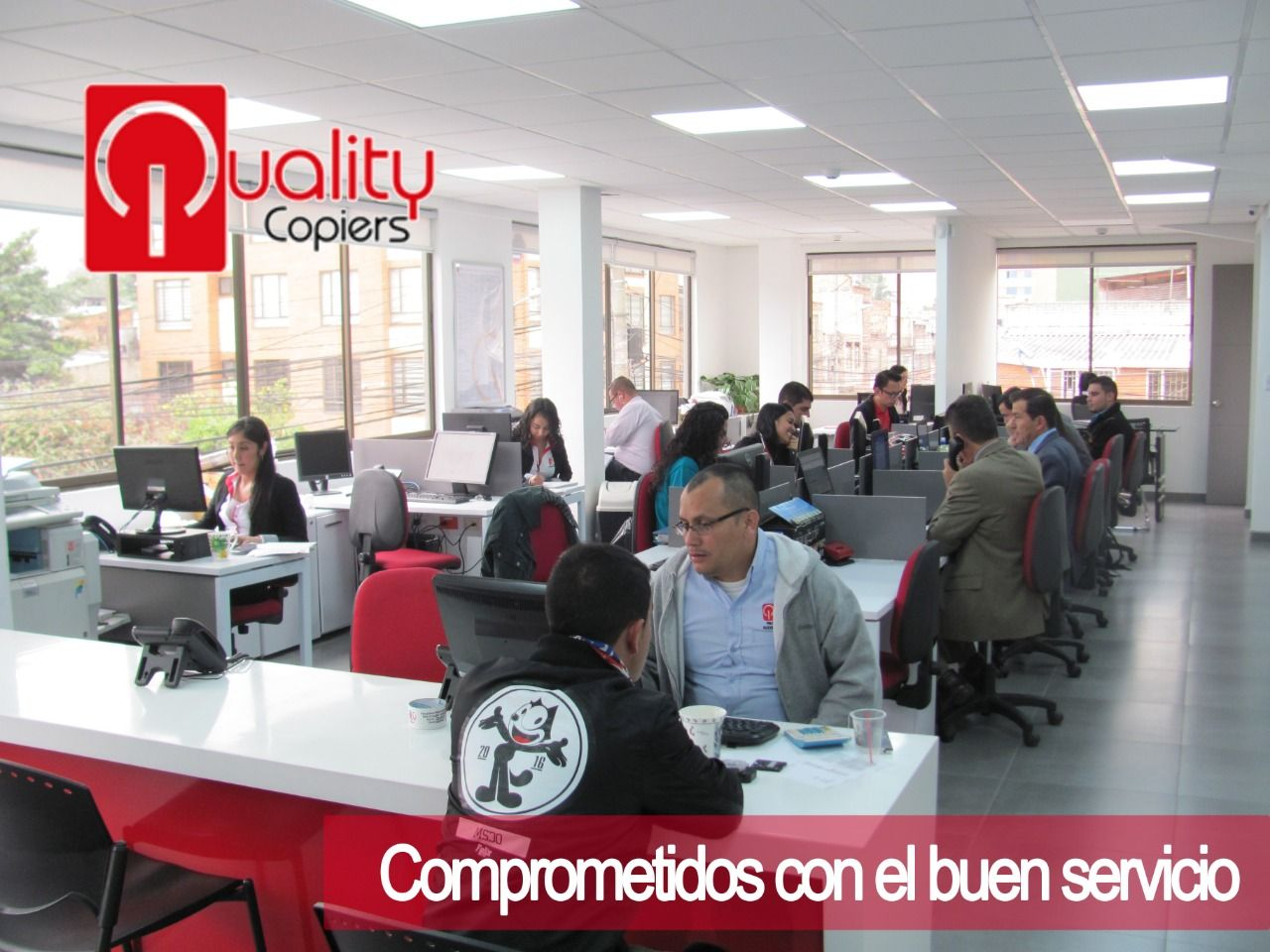 Nuevo partner oficial en Colombia, Quality Group Services