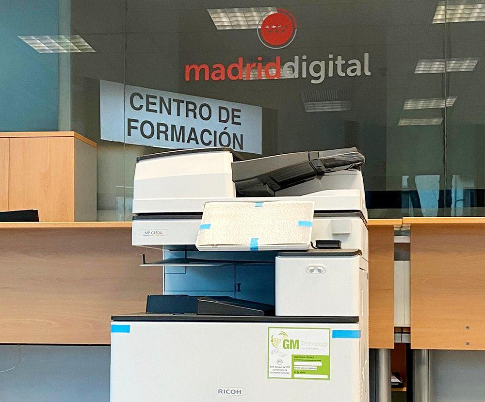 Entrevista a Fernando Ledrado Gómez, Director de Seguridad Corporativa de Madrid Digital