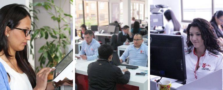 trabajadores partner colombia