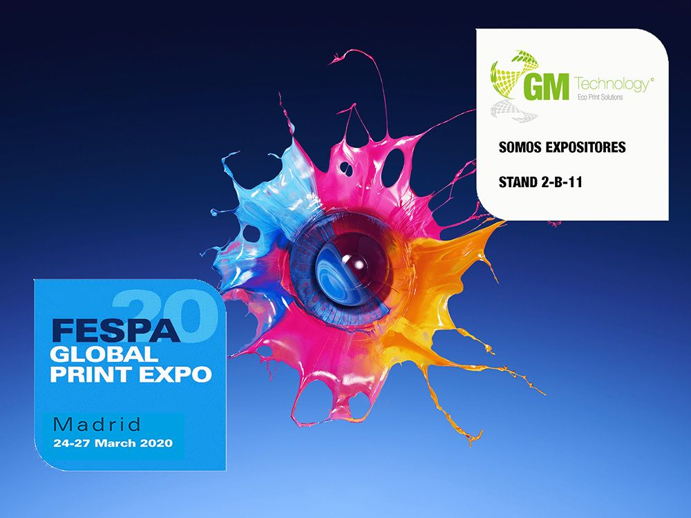 Cita: Evento FESPA GLOBAL PRINT EXPO 2020