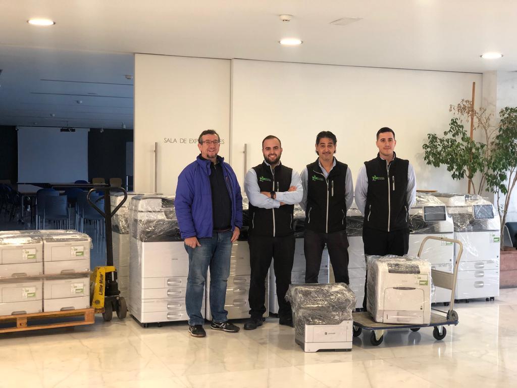 GM Technology renueva su contrato con el Instituto Municipal de Deportes de Sevilla con equipos remanufacturados