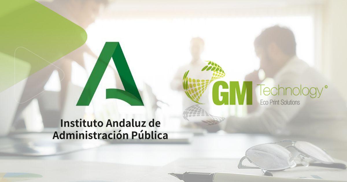 GM Technology, gana un nuevo contrato con el Instituto Andaluz de la Administración Pública (IAAP)