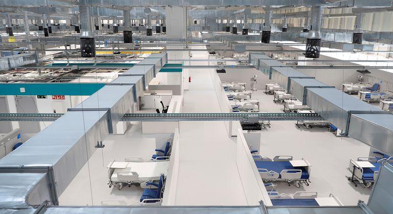 GM Technology se vuelca con la sanidad para garantizar los servicios de impresión en el Hospital de Emergencias Enfermera Isabel Zendal